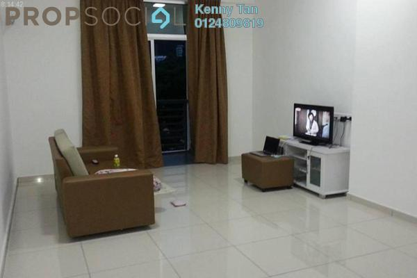 For Rent Apartment at Jambul Heights, Bukit Jambul Freehold Fully Furnished 3R/2B 1k