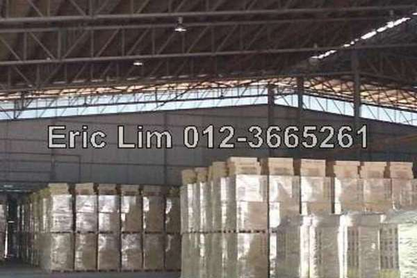 For Rent Factory at Hicom Glenmarie, Glenmarie Freehold Unfurnished 1R/2B 141k