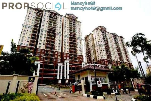 For Sale Condominium at Fortune Park, Seri Kembangan Leasehold Semi Furnished 3R/2B 420k