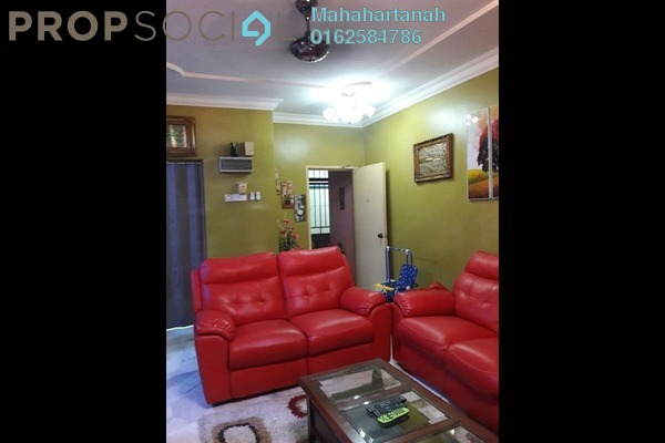 For Sale Apartment at Taman Bukit Kenangan, Kajang Freehold Semi Furnished 3R/2B 255k