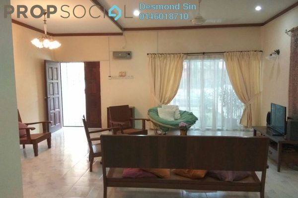 For Sale Terrace at Meridien Residence, Sungai Ara Freehold Semi Furnished 4R/3B 880k