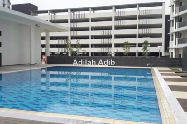 For Sale Condominium at Tamara, Putrajaya Leasehold Semi Furnished 3R/2B 700k