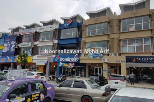 For Sale Shop at TTDI Grove, Kajang Leasehold Unfurnished 0R/0B 2.5m