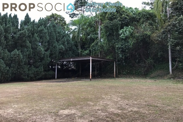 For Sale Land at Federal Hill, Bangsar Freehold Unfurnished 0R/0B 5.3m