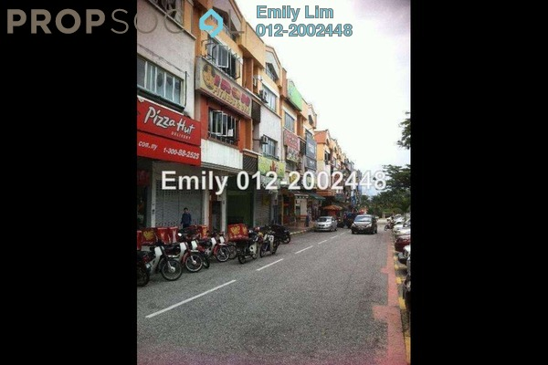 For Rent Shop at Section 2, Wangsa Maju Leasehold Unfurnished 0R/0B 6.5k