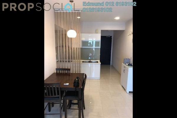 For Rent Condominium at Tropicana City Tropics, Petaling Jaya Freehold Fully Furnished 1R/2B 2.2k
