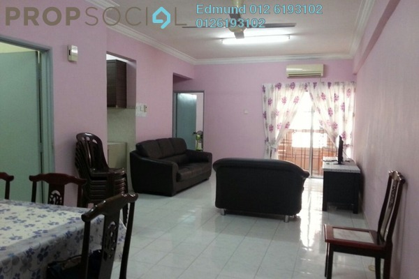 For Rent Condominium at Pelangi Damansara, Bandar Utama Leasehold Fully Furnished 3R/2B 1.8k