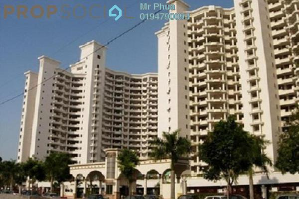 For Rent Apartment at Marina Bay, Tanjung Tokong Leasehold Fully Furnished 3R/2B 2k