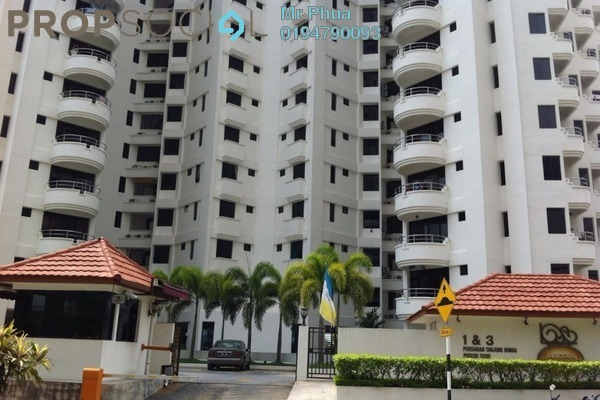 For Rent Condominium at Marina Tower, Tanjung Bungah Freehold Fully Furnished 3R/2B 900translationmissing:en.pricing.unit