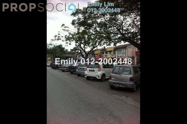 For Rent Shop at Desa Setapak, Setapak Freehold Semi Furnished 0R/0B 9k