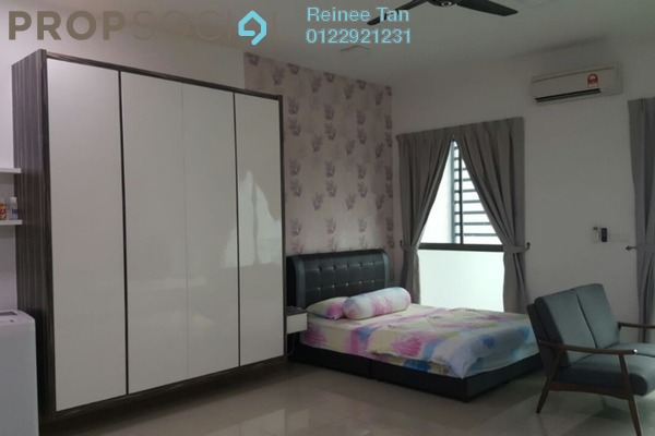 For Rent Condominium at CyberSquare, Cyberjaya Freehold Fully Furnished 0R/1B 1.5k