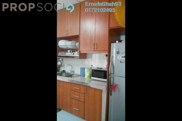 For Sale Terrace at Section 6, Bandar Mahkota Cheras Freehold Semi Furnished 4R/3B 500k