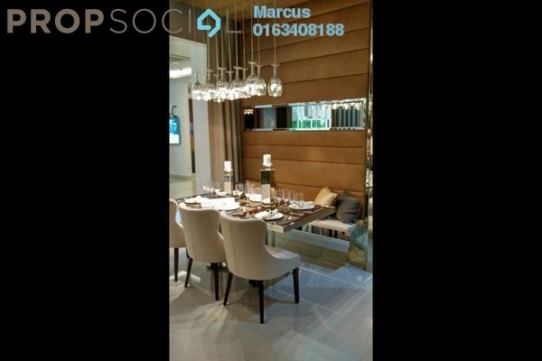 For Sale Condominium at Astoria, Ampang Hilir Leasehold Semi Furnished 1R/1B 560k
