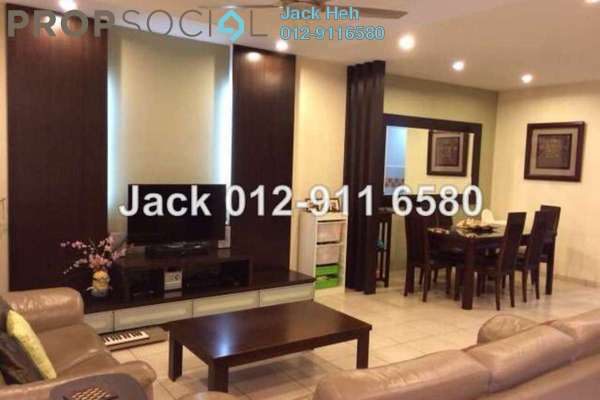 For Sale Terrace at Bayu Damansara, Kota Damansara Leasehold Semi Furnished 4R/4B 1.06m