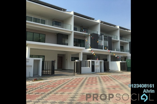 For Sale Terrace at Dumalis, 16 Sierra Leasehold Unfurnished 4R/4B 1.08m