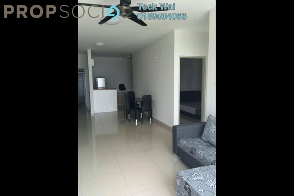 For Rent Condominium at Pacific Place, Ara Damansara Leasehold Fully Furnished 2R/2B 1.9k