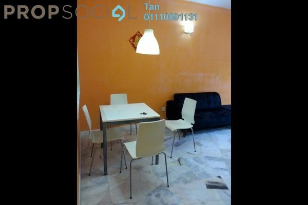 For Rent Condominium at Nova I, Segambut Freehold Fully Furnished 3R/2B 1.3k