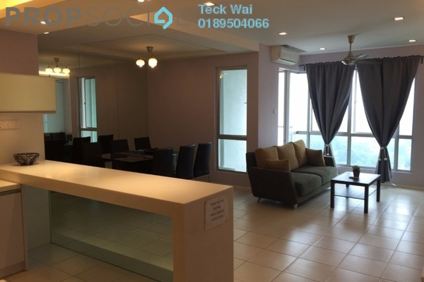 For Rent Condominium at Casa Indah 2, Tropicana Leasehold Fully Furnished 3R/3B 2.3k