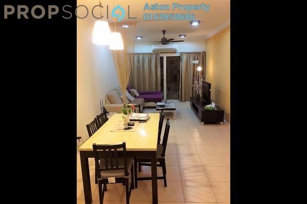 For Rent Condominium at Desa Putra, Wangsa Maju Leasehold Fully Furnished 3R/2B 3.2k