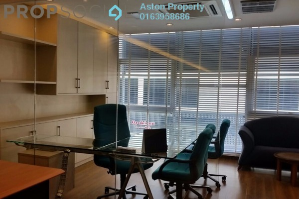 For Rent Office at Dataran Sunway, Kota Damansara Leasehold Fully Furnished 0R/2B 5k