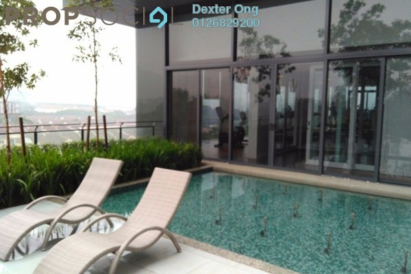 For Sale Condominium at Verdana, Dutamas Freehold Semi Furnished 4R/3B 1.12m