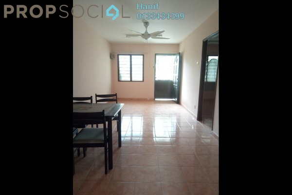 For Sale Apartment at Section 2, Wangsa Maju Leasehold Unfurnished 2R/1B 250k