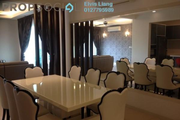 For Rent Condominium at Surian Residences, Mutiara Damansara Freehold Fully Furnished 3R/3B 5k