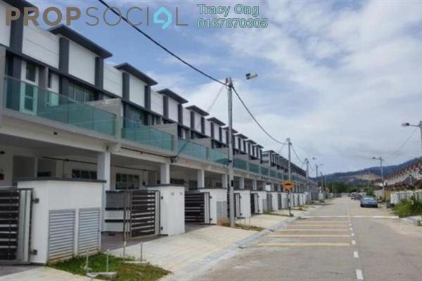 For Rent Terrace at Bandar Botanic, Klang Freehold Semi Furnished 4R/3B 1.3k