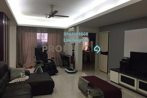 For Rent Condominium at Sri Putramas II, Dutamas Freehold Fully Furnished 3R/2B 1.8k
