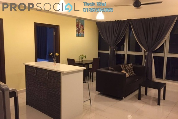 For Rent Condominium at Regalia @ Jalan Sultan Ismail, Kuala Lumpur Freehold Fully Furnished 1R/1B 2.1k