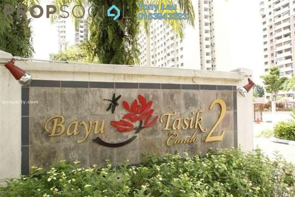 For Rent Condominium at Bayu Tasik 2, Bandar Sri Permaisuri Leasehold Unfurnished 3R/2B 1.4k