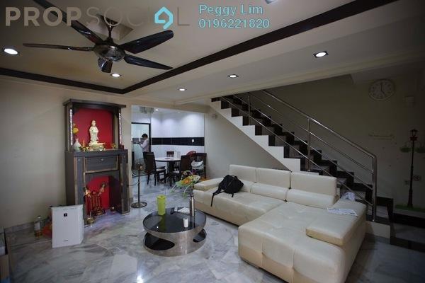 For Rent Terrace at Taman Kinrara, Bandar Kinrara Leasehold Semi Furnished 4R/3B 1.3k