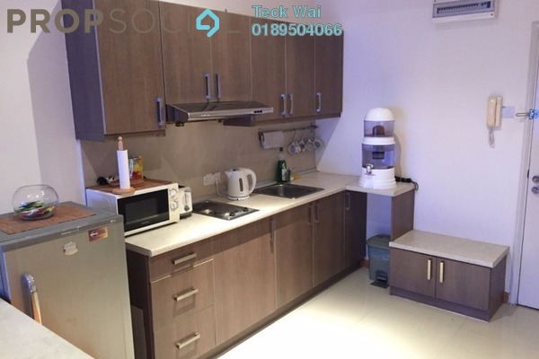 For Rent SoHo/Studio at Park View, KLCC Freehold Fully Furnished 0R/1B 2.2k