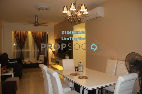 For Rent Condominium at Residensi Laguna, Bandar Sunway Leasehold Fully Furnished 3R/2B 1.6k
