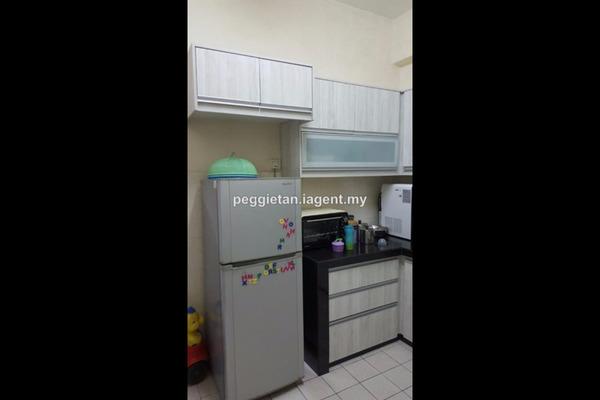 For Sale Apartment at Jalil Damai, Bukit Jalil Leasehold Semi Furnished 3R/2B 495k