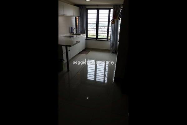 For Rent SoHo/Studio at Subang SoHo, Subang Jaya Leasehold Fully Furnished 1R/1B 2k