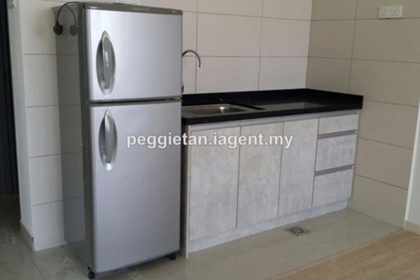 For Rent Serviced Residence at You One, UEP Subang Jaya Leasehold Semi Furnished 1R/1B 1.85k