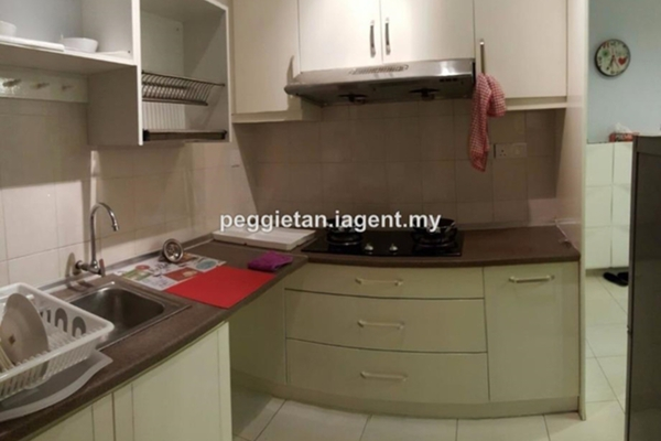 For Rent Serviced Residence at e-Tiara, Subang Jaya Leasehold Semi Furnished 2R/0B 2.48k