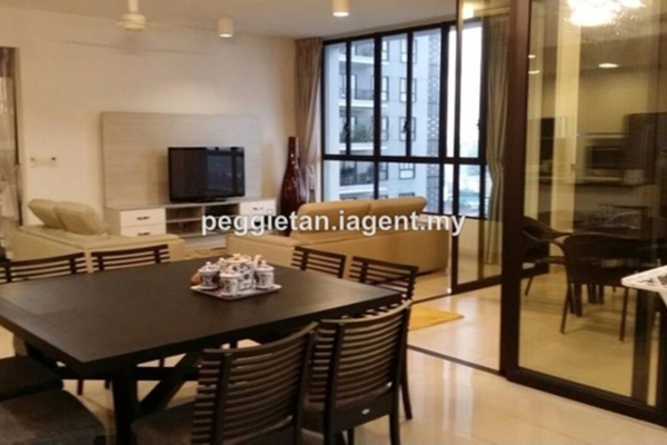 For Rent Condominium at Five Stones, Petaling Jaya Leasehold Semi Furnished 5R/5B 7.5k