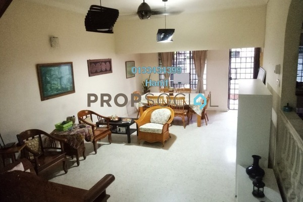 For Sale Terrace at Taman Melawati, Melawati Leasehold Semi Furnished 4R/3B 870k