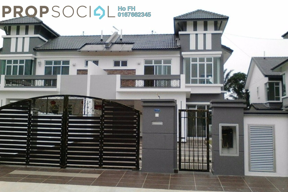 Semi-Detached For Sale at Taman Lagenda Putra, Kulai by Ho FH