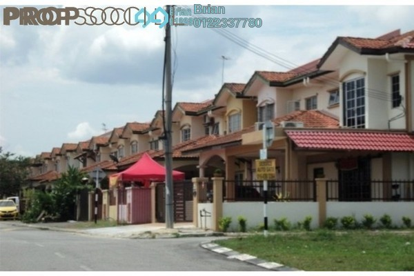 For Sale Terrace at Taman Bukit Mewah, Kajang Freehold Semi Furnished 4R/3B 520k