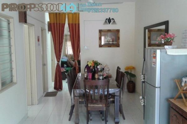 For Sale Terrace at Taman Pelangi Semenyih, Semenyih Freehold Semi Furnished 3R/2B 345k