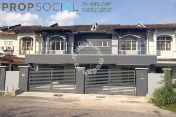 For Sale Terrace at Taman Puncak Jalil, Bandar Putra Permai Leasehold Unfurnished 3R/2B 548k