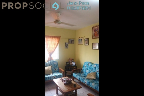 For Sale Apartment at Avenue Court, Old Klang Road Leasehold Semi Furnished 3R/2B 369k