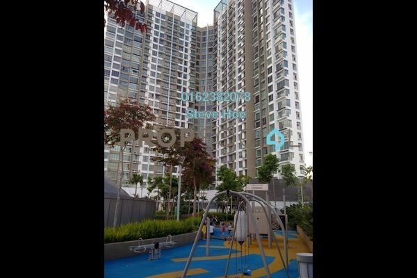 For Rent Condominium at Tropicana City Tropics, Petaling Jaya Freehold Fully Furnished 2R/2B 2k