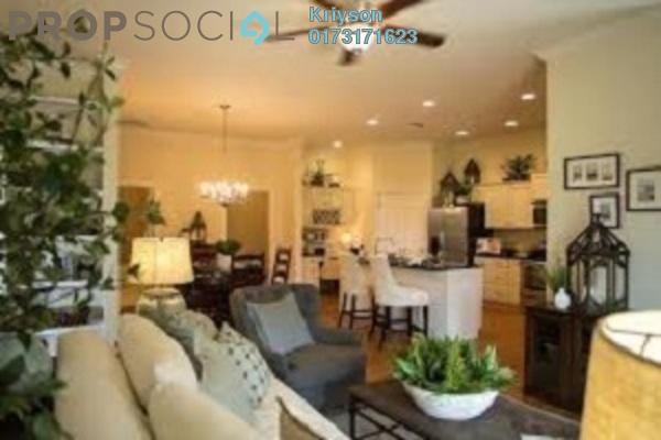 For Rent Condominium at D'Pines, Pandan Indah Leasehold Unfurnished 3R/2B 2.1k