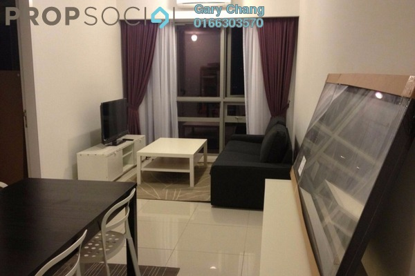 For Rent Serviced Residence at Cascades, Kota Damansara Leasehold Fully Furnished 1R/1B 2k