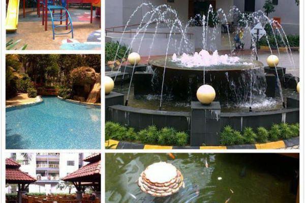 For Sale Condominium at Sri Putramas I, Dutamas Freehold Semi Furnished 3R/2B 500k