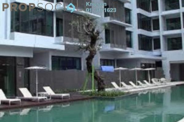 For Rent Condominium at Sastra U-Thant, Ampang Hilir Freehold Fully Furnished 4R/4B 12k